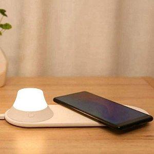 yeelightYeeligh 无线充电+床头灯 2合1