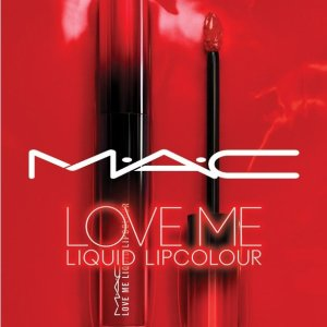 火爆亚洲 德国即将上市预告:MAC 新品Love Me 渐变唇釉 LISA同款 丝滑保湿高显色