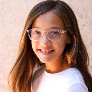 Quay Australia儿童蓝光眼镜