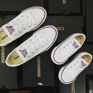 Converse官网 童装童鞋促销 收经典款Chuck
