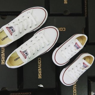 低至5.5折 + 额外7.5折 + 无门槛包邮Converse官网 童装童鞋促销 收经典款Chuck