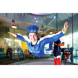 BuyagiftiFLY 室内跳伞 单人票