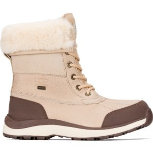 UGG系带雪地靴