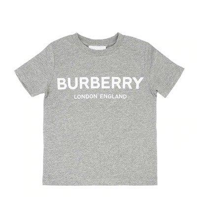 满额85折 £63收Logo短袖门槛降低:Burberry 全线大童款潮衣热促 娇小妹子的福音来啦