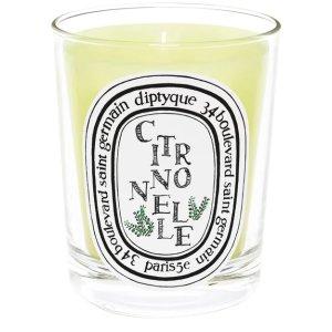 DiptyqueCitronnelle新款 香氛蜡烛 190g