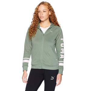 $36.24起(原价$68.38)Puma 女士运动卫衣 牛油果绿的清新 你值得拥有