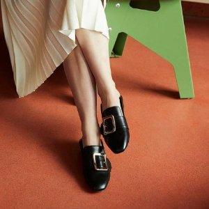 低至4折 £264收新款芭蕾鞋Bally 经典美鞋大促 收百搭精致乐福鞋 小众款也有