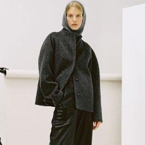 £59收摇粒绒外套 £89收开衫毛衣Arket 北欧风简约设计派服饰 秋冬新款上新