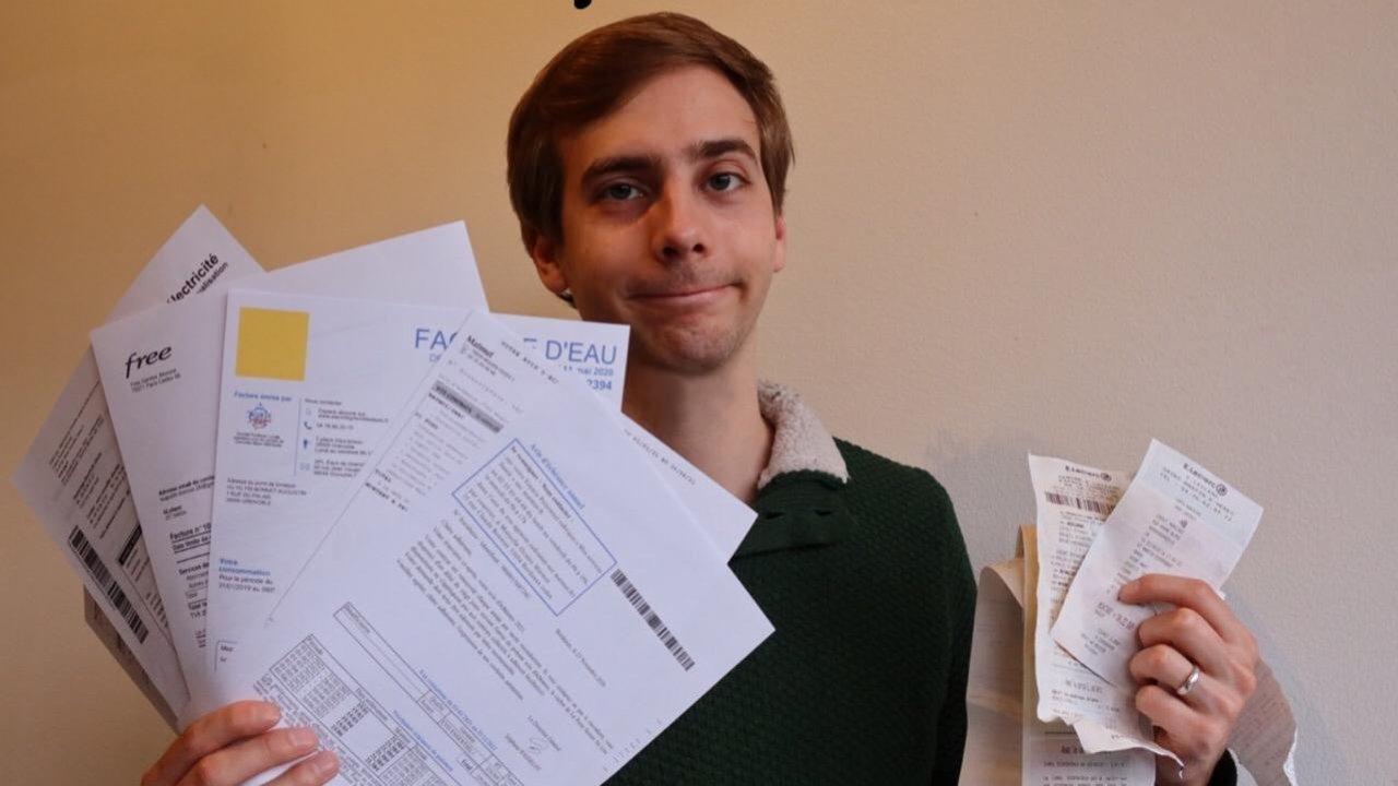 天呐!法国毕业之后我一个月竟然花超过了1000欧!
