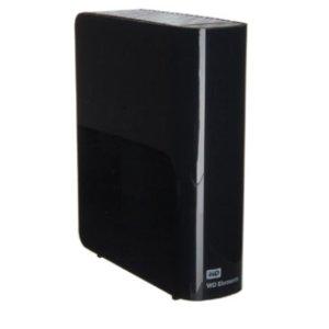 $71.97WD 4TB Elements USB 3.0 Desktop Hard Drive