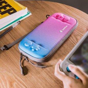$17.84(原价$30.99)Tomtoc Switch Lite收纳包 评价一流 六色可选