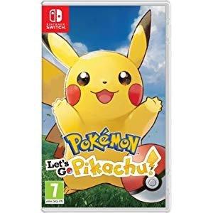 $29.99起口袋妖怪:去吧皮卡丘/伊布 - Nintendo Switch