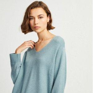 5折起 厚实的高质量毛衣戳这里French Connection 针织衫热卖  气质女人走起