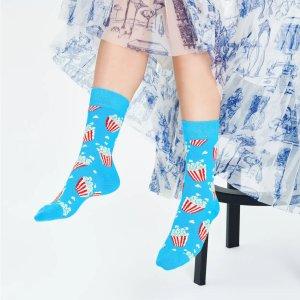Happy Socks6折爆米花袜