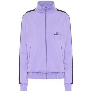Balenciaga香芋紫外套