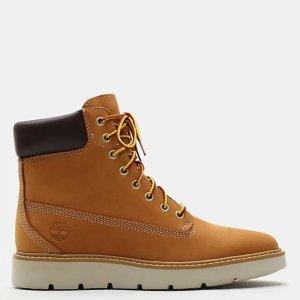 Timberland黄色短靴