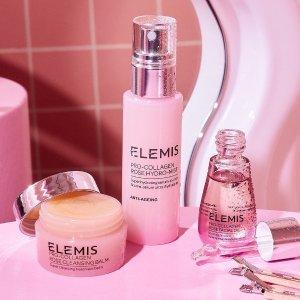 送骨胶原面霜3件套Elemis 英国水疗贵妇护肤 收酵素洁面、矿物油卸妆膏