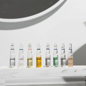 85折起+折上83折 再送2个小样德国天然护肤BABOR 经典安瓶€23.19收,安瓶界的开山始祖