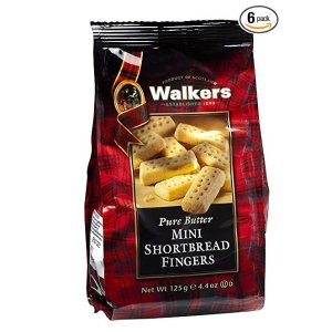$12.91Walkers Shortbread Mini Fingers, 4.4-Ounce (Pack of 6)
