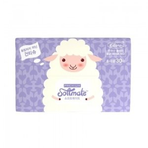 需使用折扣码DMCABB小羊棉面巾 (20x15.5cm 30sheets)