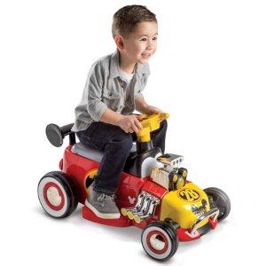$36Huffy 米奇6伏电动玩具车,也有女孩公主车造型