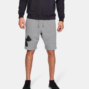 Under Armour UA Rival Fleece Logo Shorts