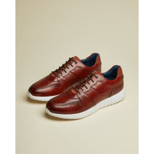 Ted BakerCALIST Leather runner sneakers