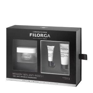 Filorga变相5.6折!价值€94.62!逆时光套装 含正装面霜