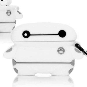 折后€8.79 硅胶材质全面保护LEWOTE Airpods Pro 保护壳显示热卖 大白造型无敌可爱
