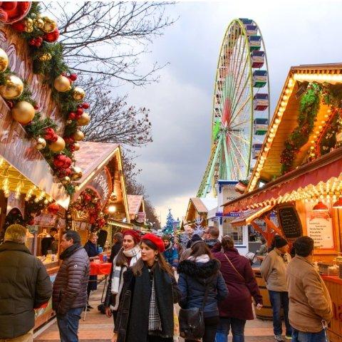 11月20日起 你最期待哪个?2021巴黎TOP 6 圣诞集市定档!每年最期待的日子到啦