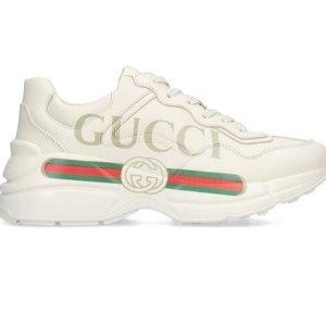 封面款老爹鞋£705收Gucci 鞋子专区全面上新 爆款码数超级全