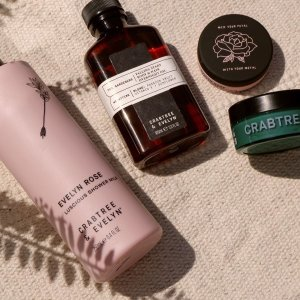 10% OffCrabtree & Evelyn Bodycare Sale