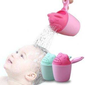 婴儿沐浴实用香波洗漱杯