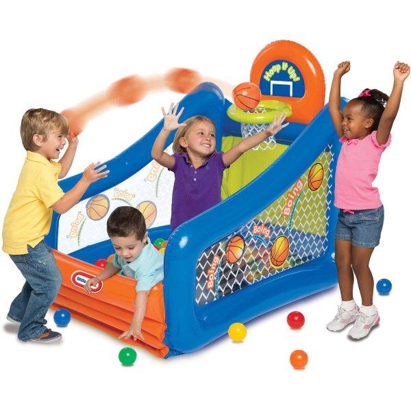 Little Tikes 儿童投球游乐中心