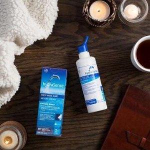 低至8折 $8.87起HydraSense 鼻喷等个护用品 天然海水不含防腐剂