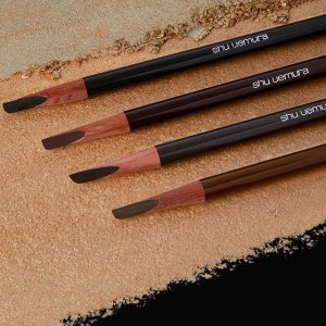 明星产品免邮Shu uemura 植村秀彩妆热卖 收砍刀眉笔、睫毛夹