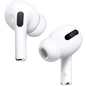 $234.99 (原价$249.99) 新品上市Apple AirPods Pro 无线降噪耳机  缺货待补