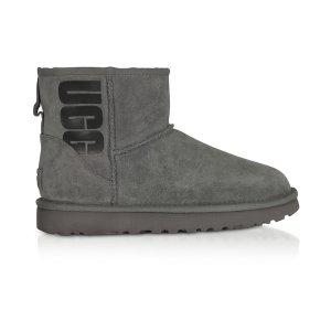 UGGlogo雪地靴