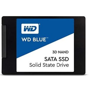 WD Blue 3D NAND 500GB Internal SSD