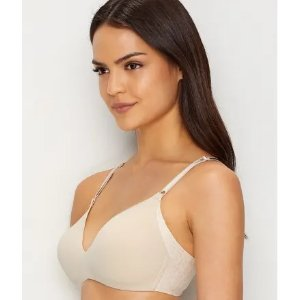 Warner'sbuy 1 get 1 50% offNo Side Effects Wire-Free T-Shirt Bra & Reviews | Bare Necessities (Style 1056)