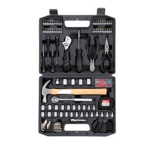 Hyper Tough Home Repair Tool Set, 116-Piece