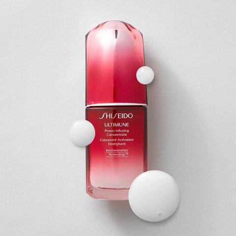 满$88送新年礼包(价值$53)鼠你省钱:Shiseido 资生堂护肤热卖 维稳肌肤红腰子 新智能粉饼