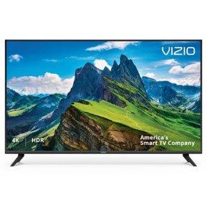 "$249 VIZIO 50"" Class 4K Ultra HD (2160P) HDR Smart LED TV (D50x-G9)"
