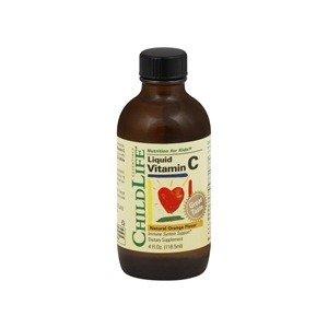 Child LifeLiquid Vitamin C, Natural Orange Flavor