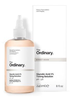 The Ordinary | Glycolic Acid 7% Toning Solution - 240ml