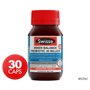 Swisse体内平衡维生菌 30粒