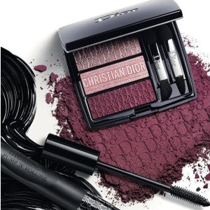 New Release: Dior limited editionCouleurs Trio blique Eye Shadow Palette @ Sakes Fifth Avenue