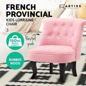 $79 (原价$499)Artiss French 舒适沙发椅 多款多色可选