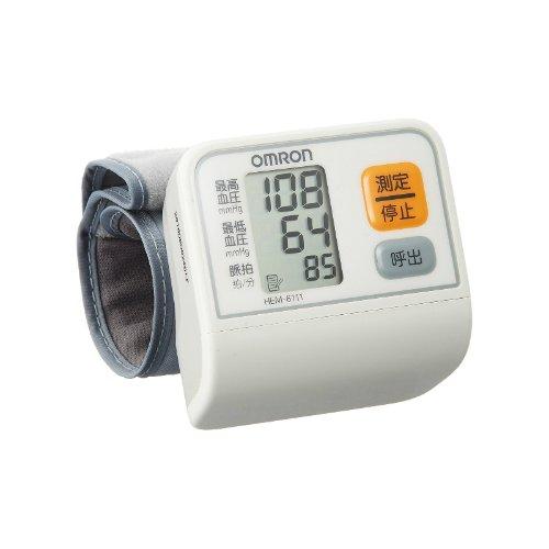 欧姆龙 HEM-6111 电子血压测量仪