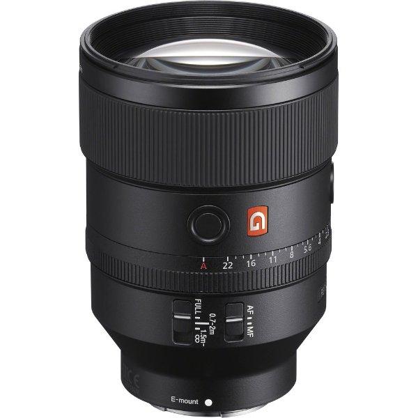 FE 135mm f/1.8 GM 镜头